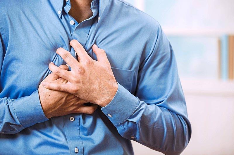 10 dấu hiệu trên mặt có thể chứng tỏ tim đang có vấn đề - 1