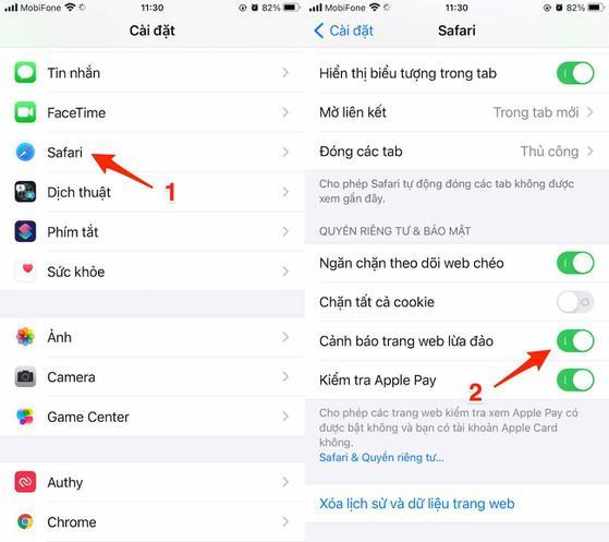 Cập nhật iOS 14.5 ngay lập tức nếu không muốn bị theo dõi - 1