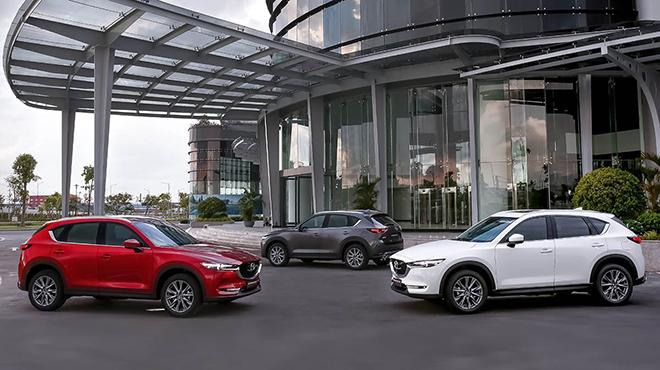 Giá xe Mazda CX-5 lăn bánh tháng 2/2021 - 1