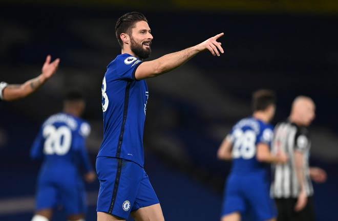 """Video Chelsea - Newcastle: Tân binh """"khai nòng"""", định đoạt trong 8 phút - 1"""