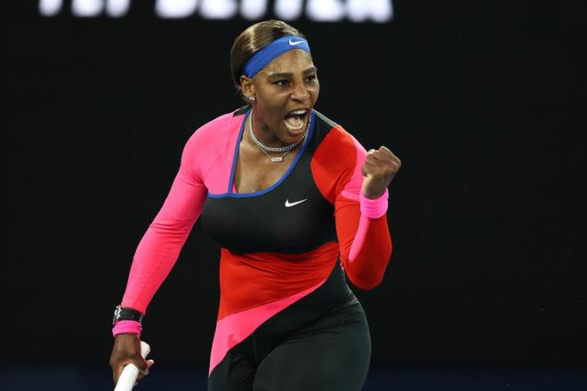 Trực tiếp Australian Open ngày 9: Cô em nhà Williams xuất sắc loại số 2 thế giới - 1