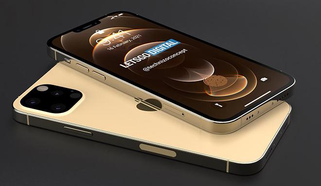 Video và hình ảnh chất lừ của iPhone 13 Pro xuất hiện - 1