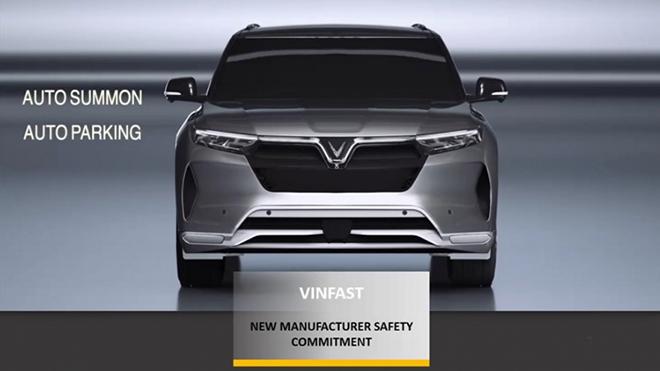 Vinfast đoạt giải cao về an toàn Asean Ncap Grand Prix Awards - 1