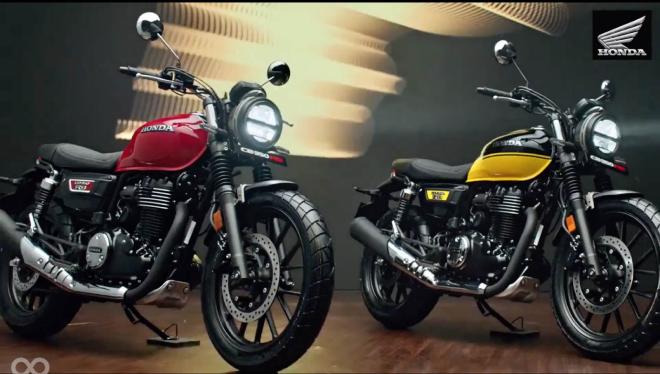 Xế nổ Honda CB350RS mới ra mắt, thể thao hơn, giá 62,5 triệu đồng - 1