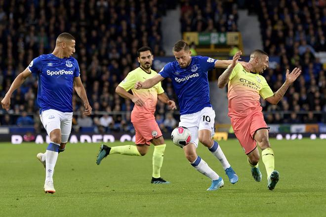 Trực tiếp bóng đá Everton - Man City: Không thể ngăn cản (Hết giờ) - 20