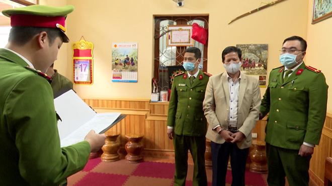 Bắt cựu Phó Giám đốc Sở Y tế tỉnh Sơn La và 2 thuộc cấp - 1