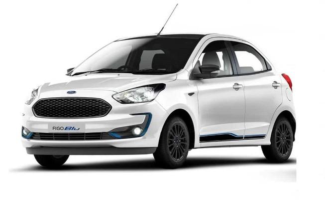 Ford ra dòng xe cực rẻ giá 180 triệu cạnh tranh Hyundai i10 - 1