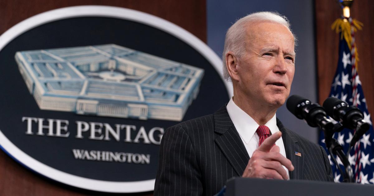 Báo Trung Quốc chê Mỹ mất tự tin, chiến lược đối phó Nga-Trung của ông Biden cũ - 1