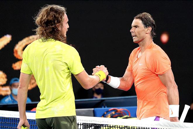 Nadal 7 trận thua ở set 5 Grand Slam: Nhiều cơn ác mộng 5 năm qua - 1