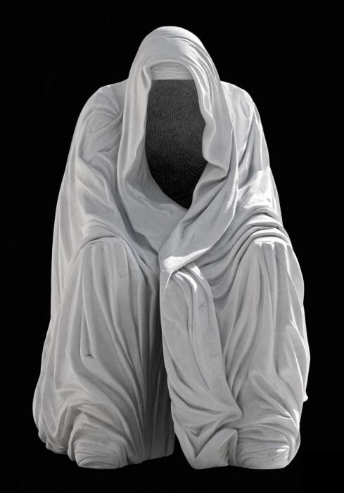 Những tác phẩm điêu khắc đáng sợ nhất thế giới khiến du khách phải bàng hoàng - 10