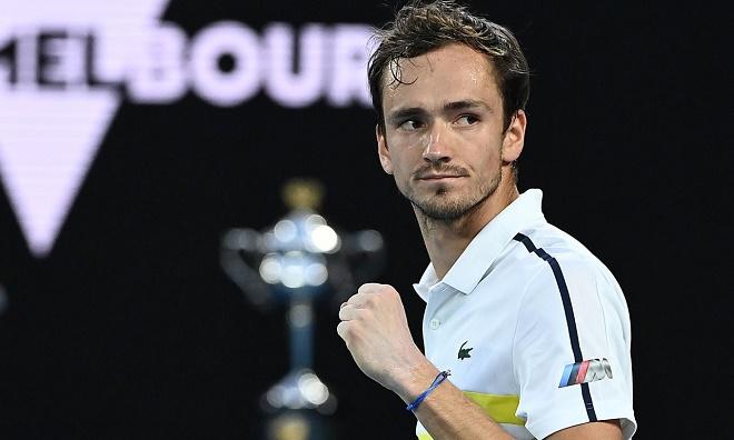 Nóng nhất thể thao tối 19/2: Medvedev nói gì khi vào chung kết Australian Open? - 1