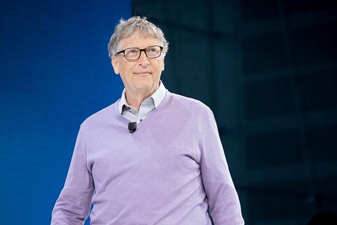 Đây là nhân vật được tỉ phú công nghệ Bill Gates đặt kỳ vọng nhất - 1