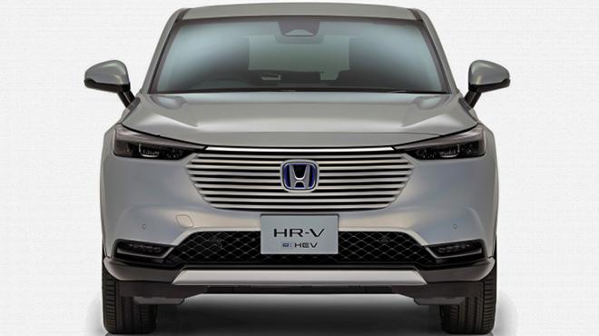 Honda HR-V thế hệ mới có những thay đổi gì hấp dẫn? - 1