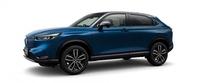 Honda HR-V thế hệ mới có những thay đổi gì hấp dẫn? - 5
