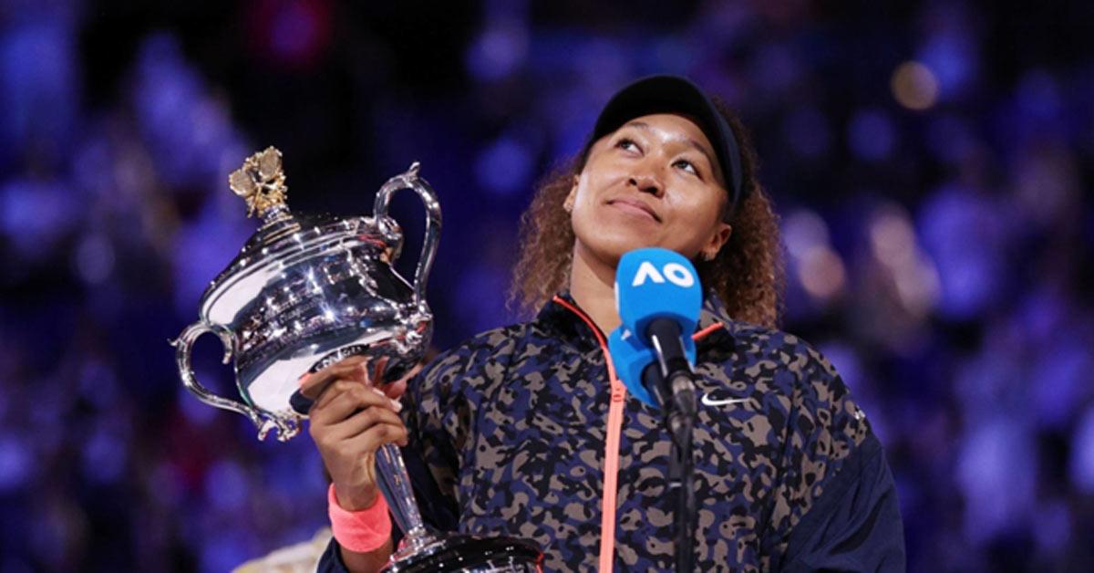 """Osaka vô địch Australian Open: Báo chí ngả mũ trước """"Nữ hoàng cứu thua"""" - 1"""