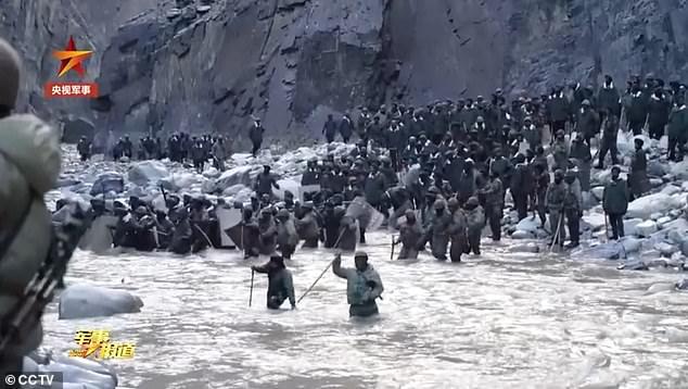 TQ tung video vụ đụng độ dữ dội với quân đội Ấn Độ ở biên giới tranh chấp - 1