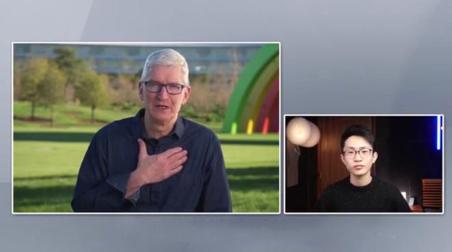 Tim Cook: 2020 là năm đỉnh cao cách mạng của Apple - 1