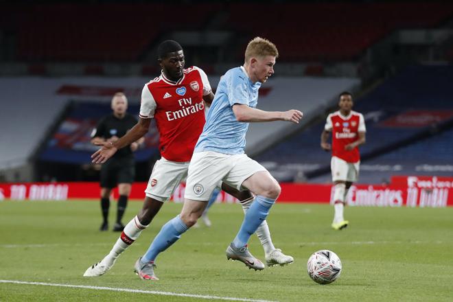 """Nhận định bóng đá Arsenal - Man City: """"Pháo thủ"""" đụng phải """"thứ dữ"""" - 1"""