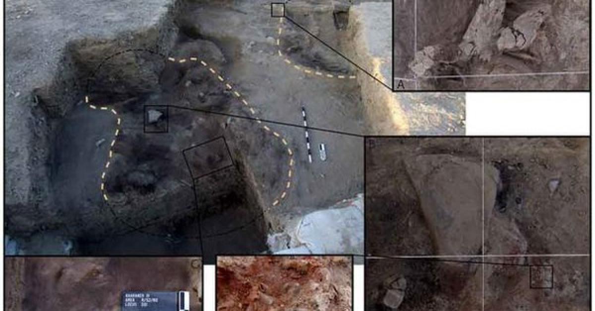 Bí ẩn mộ cổ người đàn bà 20.000 tuổi trong lều thợ săn - 1