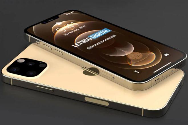 Hình ảnh iPhone 13 Pro 5G tiết lộ điều nhiều người dùng iPhone mong đợi - 1