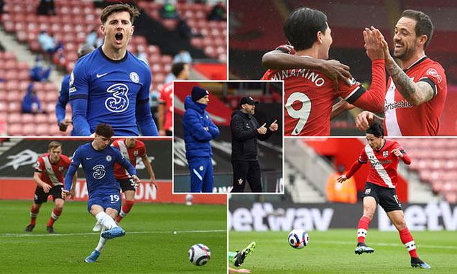 Rực lửa BXH Ngoại hạng Anh: Chelsea & Liverpool mất điểm, top 4 khó lường - 1