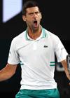 Djokovic lại có break(Chung kết Australian Open) - 1