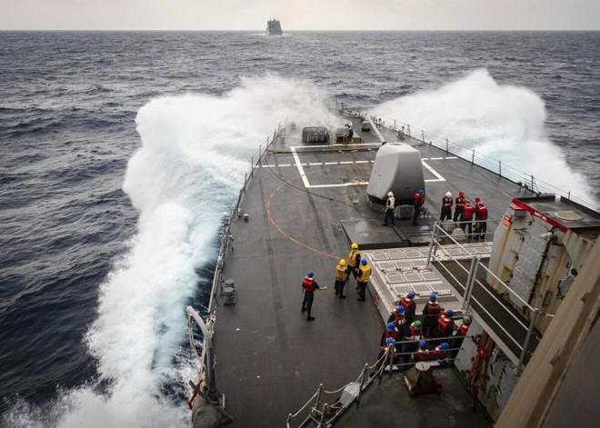 Biển Đông: Ông Biden sẽ gây áp lực tối đa với Trung Quốc - 1