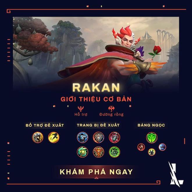 Hướng dẫn xây dựng nữ tướng Xayah vàRakan trong LMHT: Tốc chiến - 1