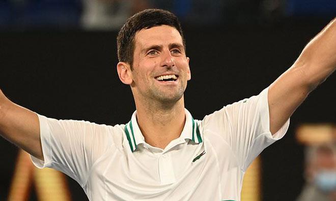 Djokovic giành Grand Slam thứ 18: Tiết lộ kế hoạch vượt Federer, Nadal - 1