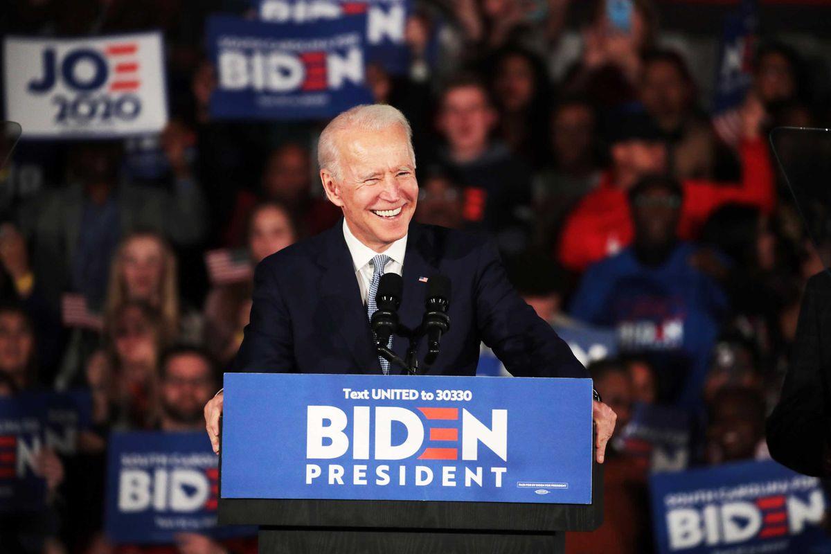 Mỹ: Ly kỳ chuyện ông Biden đột nhập vào Điện Capitol rồi bị cảnh sát bắt - 1