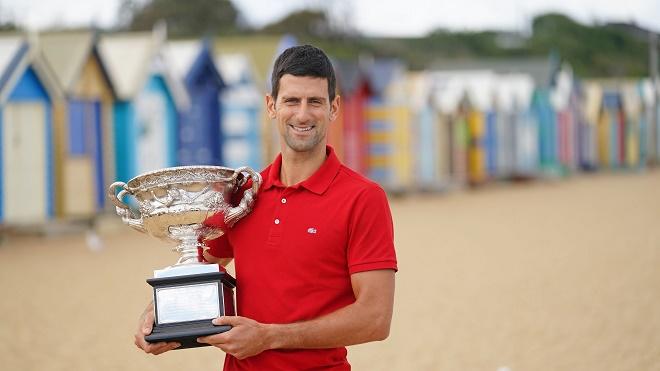 """Nóng nhất thể thao trưa 22/2: Djokovic được ca ngợi là """"siêu phàm"""" - 1"""