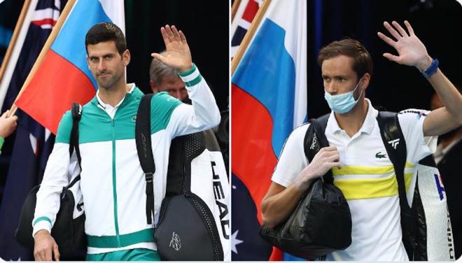Djokovic bị lên án, khán đài náo loạn gây sự cố chung kết Australian Open - 1