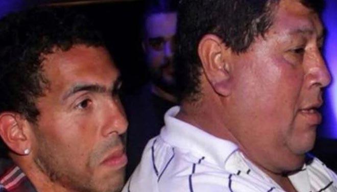 Tin mới nhất bóng đá tối 22/2: Cha nuôi tiền đạo Tevez qua đời vì Covid-19 - 1