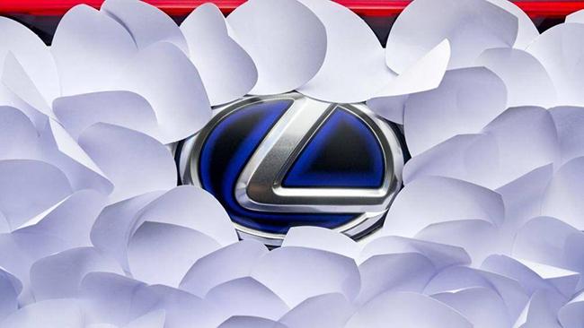 """Lexus Tây Ban Nha vừa qua đã tổ chức một cuộc thi """"Art Car"""", những chiếc xe được sửa đổi về mặt ngoại thất độc đáo nhất"""