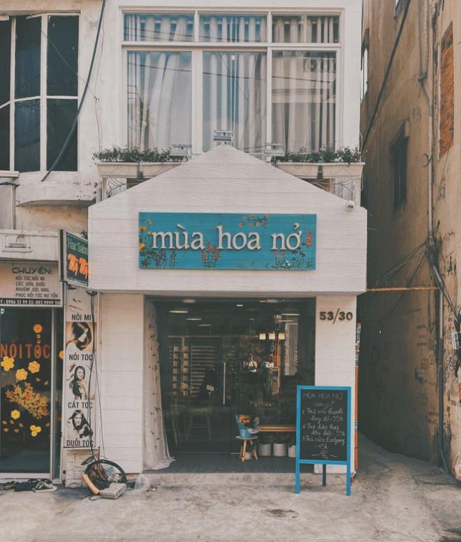 """Hẹn hò Sài Gòn đầu Xuân: Mời bạn ghé """"Tiệm Trà Thanh Xuân"""" vào """"Mùa hoa nở""""! - 1"""