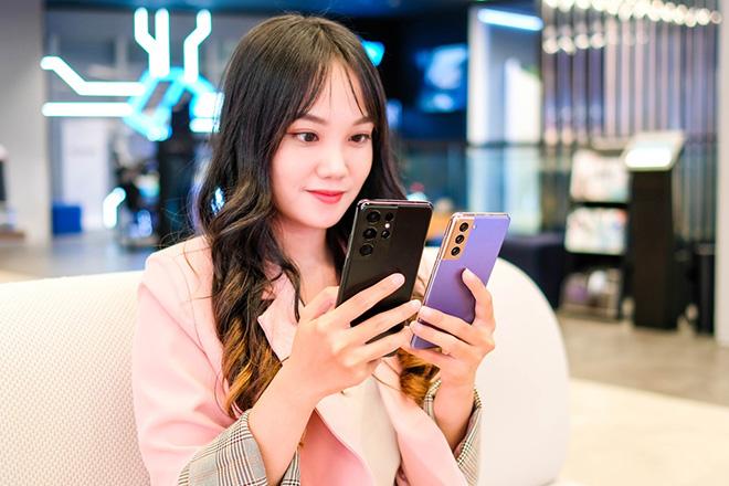 Samsung vừa công bố công nghệ có thể khiến ifan ganh tỵ - 1