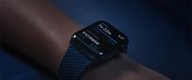 Apple Watch Series 6 lại nổi rần rần với quảng cáo tính năng sức khoẻ mới - 3