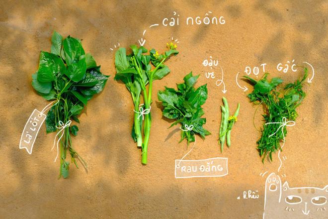 """Loại quả cực khó ăn mà nấu chung với đủ thứ rau rừng, thành món ăn hấp dẫn """"mê hoặc"""" - 2"""