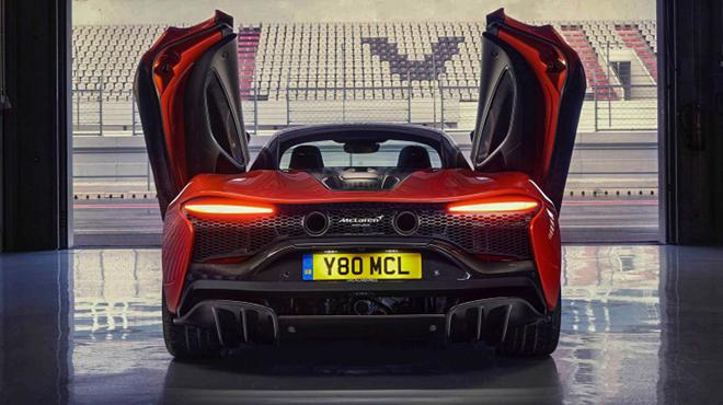 Siêu xe động cơ lai McLaren Artura được trình làng, có giá bán hơn 5,1 tỷ đồng - 8