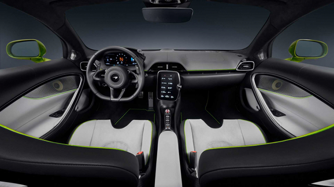 Siêu xe động cơ lai McLaren Artura được trình làng, có giá bán hơn 5,1 tỷ đồng - 12