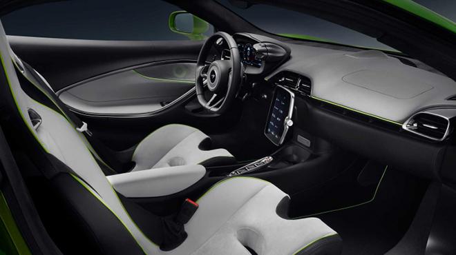 Siêu xe động cơ lai McLaren Artura được trình làng, có giá bán hơn 5,1 tỷ đồng - 13