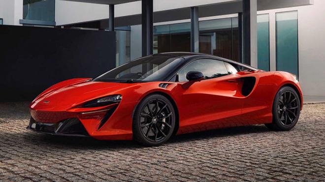 Siêu xe động cơ lai McLaren Artura được trình làng, có giá bán hơn 5,1 tỷ đồng - 6