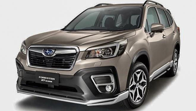 Subaru Việt tung thêm gói nâng cấp chính hãng dành cho dòng xe Forester - 2