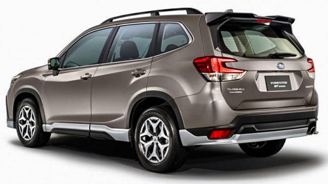 Subaru Việt tung thêm gói nâng cấp chính hãng dành cho dòng xe Forester - 3