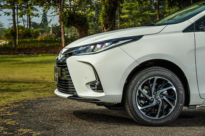 Toyota Vios phiên bản nâng cấp ra mắt tại Việt Nam, giá từ 478 triệu đồng - 8