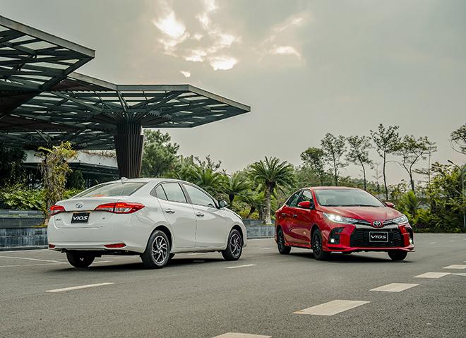 Toyota Vios phiên bản nâng cấp ra mắt tại Việt Nam, giá từ 478 triệu đồng - 3