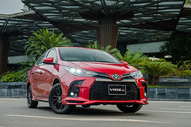 Toyota Vios phiên bản nâng cấp ra mắt tại Việt Nam, giá từ 478 triệu đồng - 10