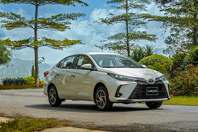 Toyota Vios phiên bản nâng cấp ra mắt tại Việt Nam, giá từ 478 triệu đồng - 9
