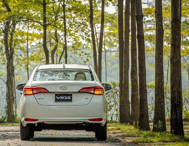 Toyota Vios phiên bản nâng cấp ra mắt tại Việt Nam, giá từ 478 triệu đồng - 6