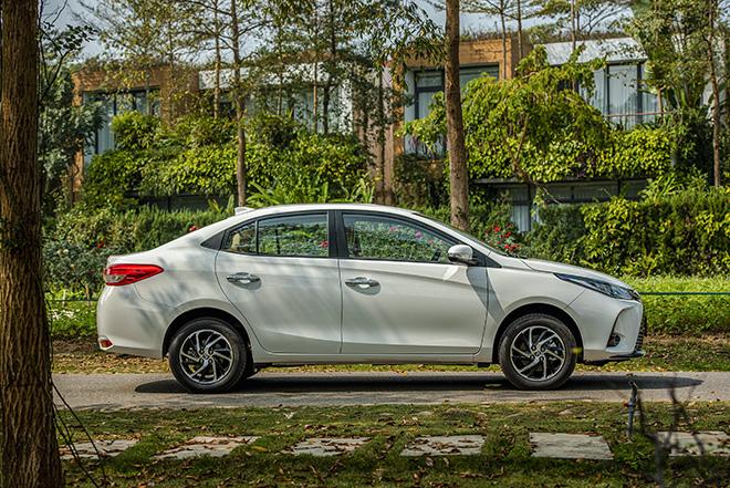 Toyota Vios phiên bản nâng cấp ra mắt tại Việt Nam, giá từ 478 triệu đồng - 4